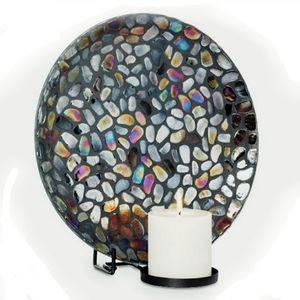 PartyLite Aurora Mosaic Wall Sconce